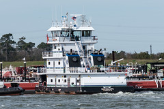 GUADALUPE (Matt D. Allen) Tags: tugboat houstonshipchannel shipspotting tugs maritime kirby marine