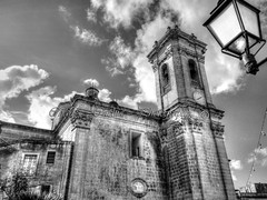 H'Attard Church (Pittur001) Tags: hattard church charlescachiaphotography wonderfull beautiful brilliant black white valletta malta charles cachia photography