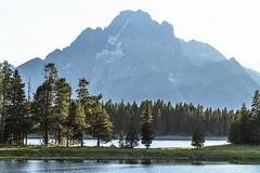 Mount Moran (jaypchances) Tags: grandteton mountains usa rockies lake rocky wyoming mountain