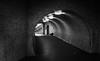Hope (gabi_halla) Tags: homeless tunel end sad sleeping cold morning steps hopelessness hopeless futureless deadend monochrome blacknwhite blackandwhite noiretblanc street light hope shadows dark city contrast curves mosaic