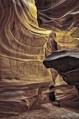 Antelope Canyon (Bob.Z) Tags: antelopecanyon slotcanyon arizona usa us navajonation antelope canyonslot canyonarizonausausnavajo nationpageglen canyonglen canyon national recreation areaupper canyonsandstone