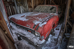 Be proud of who you are (Abandoned Rurex World.) Tags: automobile abandonné abandon hdr 2017 urban urbex rurex mga explored abandoned car lost place old vintage decay derelict ue exploration urbaine canon 1022mm 70d forgotten memento mori 1974 chevy chevrolet nova ss