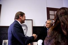 Pedro Passos Coelho em Évora