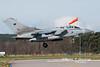 TORNADO-GR4-137-ZG791-11-4-16-RAF-LOSSIEMOUTH-(2) (Benn P George Photography) Tags: raflossiemouth 11416 bennpgeorgephotography tornado gr4 075 za613 110 zd849 137 zg791 jointwarrior