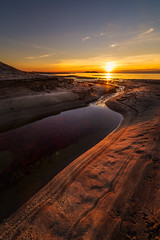 Silver-Sands-Beach-Milford-Connecticut-USA_01132017-96 (Simmo1342) Tags: clouds fineartphotography golden sunny sunrise usa beach connecticut landscape mood northamerica outdoor sand scenic sky sonya7 sonyalpha travel water winter