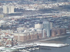Aerial View, Snow View, Hoboken, New Jersey, One World Observatory, World Trade Center Observation Deck, New York City (lensepix) Tags: aerialview snowview oneworldobservatory worldtradecenterobservationdeck newyorkcity observationdeck snow winter hoboken newjersey