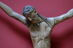 Christ on the Cross (Leo Reynolds) Tags: xleol30x leol30random museum crucifixion panasonic lumix fz1000