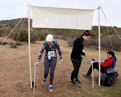 054 The Final Punch (saschmitz_earthlink_net) Tags: 2017 california orienteering vasquezrocks aguadulce losangelescounty laoc losangelesorienteeringclub