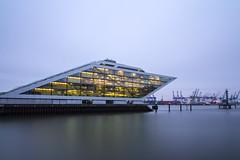 Hamburg Office (Fabian F_) Tags: hamburg dockland germany deutschland office longexposure architecture elbe