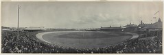 Sydney Cricket Ground football match, 1903 / photographed by Melvin Vaniman (State Library of New South Wales collection) Tags: statelibraryofnewsouthwales panorama