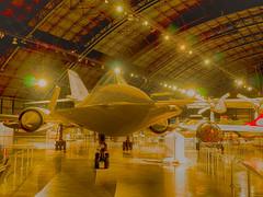 SR-71 HDR (T Trusty) Tags: sr71 blackbird hdr dayton ohio airforce museum