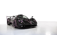 Zonda JC. (Alex Penfold) Tags: pagani zonda jc shanghai china supercars supercar super car cars autos alex penfold 2016 carbon pink