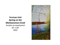 """Spring on the Mattawoman Creek • <a style=""""font-size:0.8em;"""" href=""""https://www.flickr.com/photos/124378531@N04/32485428835/"""" target=""""_blank"""">View on Flickr</a>"""