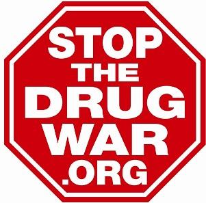 StopTheDrugWar logo