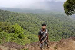 Trekking at Dare Nature Wayanad
