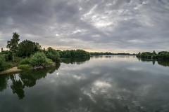 DSC00050 (granth2903) Tags: uk lake water clouds landscape suffolk sony reservoir ipswich altonwater fisheyeattachment a6000 sel16mm28 wwwgranthardenphotographycom ilce6000 sel1628fisheye