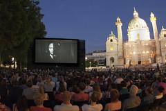 """Peter Lorre blickt über den Karlsplatz • <a style=""""font-size:0.8em;"""" href=""""http://www.flickr.com/photos/39658218@N03/19581765048/"""" target=""""_blank"""">View on Flickr</a>"""