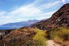 Highway 1 (ErinErinClifford) Tags: california road ca film cali 35mm canon roadtrip adventure highway1