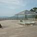glass tea house by tokujin yoshioka