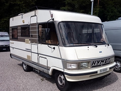 HYMERMOBILE (Il diabolico coupe) Tags: fiat van camper motorhome furgone hymer mobilhome ducato hymermobile
