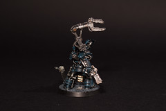 Iron Hands Iron Father (AdmGR) Tags: painting miniature model character gaming warhammer wargame warhammer40000 warhammer40k gamesworkshop wh40k forgeworld ironhands horusheresy ironfather warhammer30000 warhammer30k