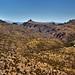 A View Across Bear Canyon to Thimble Peak
