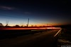 Long exposure (plane-spotter31) Tags: long exposure night photographie photography alfa giulietta quadrifoglio verde italian italia car cars speed landscape country nuit moon sky stars blue pink plane planes contrails road highway way canon beautiful wonderful love flickr red yellow