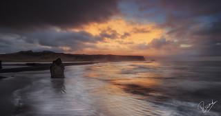 Dyrhólaey Beach