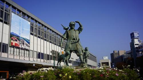 岡山駅 おかやまえき