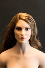 Kimi Toyz KT008 Headsculpt Portrait (edwicks_toybox) Tags: 16scale femaleactionfigure headsculptportrait kimitoys kt008 phicen seamlessbody
