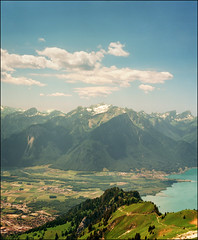View of Roches de Naye (Katarina 2353) Tags: vertorama alps switzerland katarina2353 katarinastefanovic