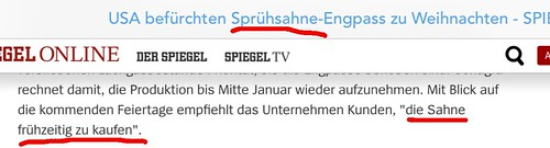 """Sprühsahne-Engpass in den USA • <a style=""""font-size:0.8em;"""" href=""""http://www.flickr.com/photos/77921292@N07/31597966102/"""" target=""""_blank"""">View on Flickr</a>"""