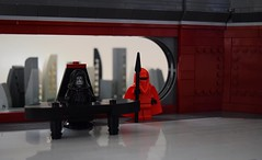 Imperial City (EliteTC) Tags: lego starwars imperialcity scene coruscant fp forcedperspective