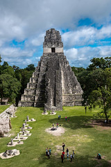 20161120-1127 Belize_DSC5470.jpg (koloding) Tags: ancient belize tikal mayan centralamerica pyramids culture decay mayanruins tropical indian