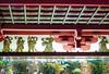 Big Wild Goose Pagoda-5707 (kasiahalka (Kasia Halka)) Tags: unescoworldheritagesite giantwildgoosepagoda bigwildgoosepagoda buddhistpagoda tangdynasty 652 morningbell godofwealth xuanzang xian china