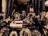 In Repose (Midnight Believer) Tags: death funeral coffin casket funeralhome flowers dead corpse deceased retro 1930s unknown postmortem