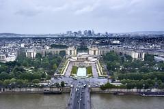 Overview over Paris (georg19621) Tags: paris frankreich season spring architecture building