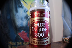 Olde English 800 🍻 (Taylor Michele) Tags: oldeenglish oldeenglish800 oldenglish oldenglish800 oe 40 forty fourty oz 40ounce 40oz beer maltliquor bobmarley tapestery wideangle wideangellense wideangel wideanglelens wideangellens fisheye fisheyelens fisheyelense street dirty grunge hiphop rap homie