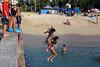 Having fun (limecow96) Tags: hawaii diamondhead lanikai beach waikiki honolulu oahu hanaumabay pearlharbor