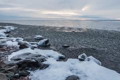 Kitchi Gammi Park, Duluth (Sharon Mollerus) Tags: ice lakesuperior winter duluth minnesota unitedstates cfpt17