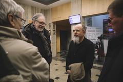 Ross Lipman 004 (Cinemazero) Tags: pordenone cinemazero rosslipman film notfilm busterkeaton samuelbeckett documentario
