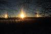 Three suns_2017_01_06_0007 (FarmerJohnn) Tags: aurinko sun threesuns sundocks auringonpilarit pilar pilari sunrise halo frost frostintheair reflection rainbow colors haloilmiö kolmeaurinkoa noon keskipäivä bright sunlight auringonvalo valo light heijastus talvi winter snow lake frozen jää järvi lumi lumihanki blue sininen taivas sky bluesky canon 7d canoneos7d canonef163528liiusm juhanianttonen finland laukaa valkola anttospohja