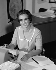 Katherine Johnson, Mathematician (US Department of State) Tags: nasa space history science women blackhistorymonth womenshistorymonth education mathematics