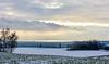 l'hiver en campagne (Diegojack) Tags: paysages froid neige glace gollion vaud suisse hiver lac lumière campagne