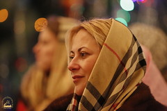 034. Nativity of the Lord at Lavra / Рождество Христово в Лавре 07.01.2017