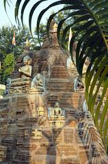 "PB140640-a (photozaki) Tags: india ""sujata kuti"" ""mahabohi temple"" ""mahabodhi mahavihara temple ""buddhist buddha buddhism ""bodhi tree"" bodhgaya gaya buddhist monk monks ashoka enlightenment ""vajrasan diamond throne"""