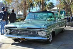 2017 Grand National Roadster Show (USautos98) Tags: 1959 chevrolet chevy impala hotrod streetrod custom grandnationalroadstershow gnrs pomona california
