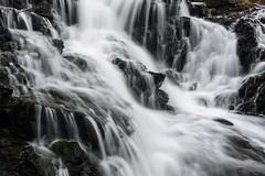 Mystical Falls of Lake McBride Falls (Rh+) Tags: iowa falls mcbride waterfall longexposure nature water rushing lake rocks dramatic nikon d800 landscape natural movement