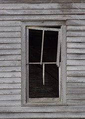 pane in pain (David Sebben) Tags: pane pain window abandoned farmhouse iowa