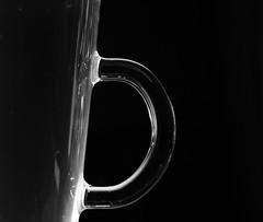 Handle (graemes83) Tags: pentax sigma flash black white dark low key glass coffee